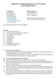 AGB im PDF-Format - Ovid-Verlag