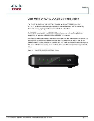 cable modem data sheet Buy netgear cable modem 8x4 docsis 30 (no wireless/modem only)  works  find answers in product info, q&as, reviews  specification sheet [pdf .
