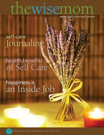 The Health Benefits of Self Care - Holistic Moms Network
