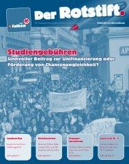 Rotstift. 2/2011 - Kinderfreunde Oberösterreich