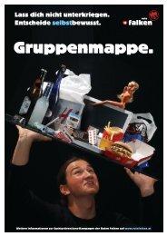 Suchtprävention_Mappe - Kinderfreunde Oberösterreich
