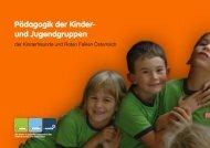 Pädagogik der Kinder- und Jugendgruppen - Kinderfreunde ...