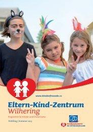 Eltern-Kind-Zentrum Wilhering - Kinderfreunde