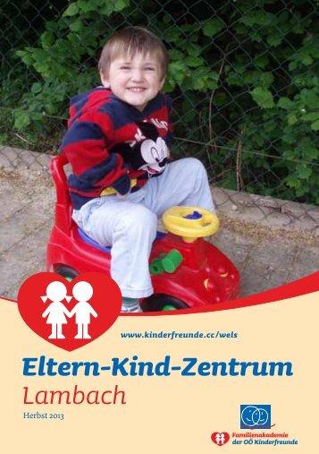Eltern-Kind-Zentrum Lambach - Kinderfreunde Oberösterreich
