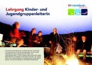 Die Kinderfreunde Steiermark und Niederösterreich veranstalten in ...