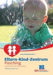 Programm Ekiz Pasching Frühling 2014 - Kinderfreunde ...