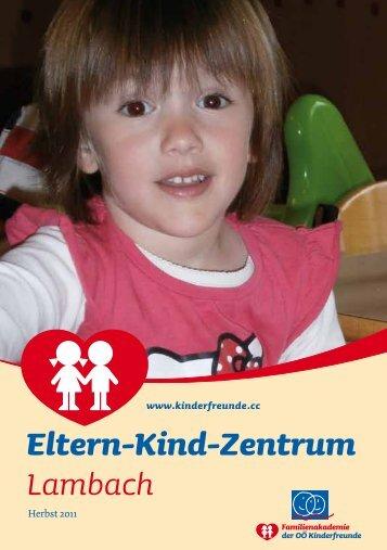 Eltern-Kind-Zentrum Lambach - Tirol - Kinderfreunde