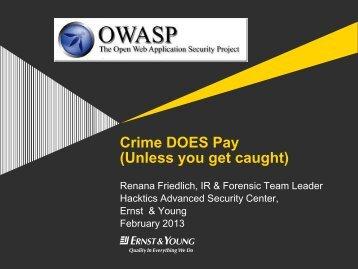 download presentation - owasp