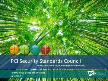 PCI Security Standards Council - owasp