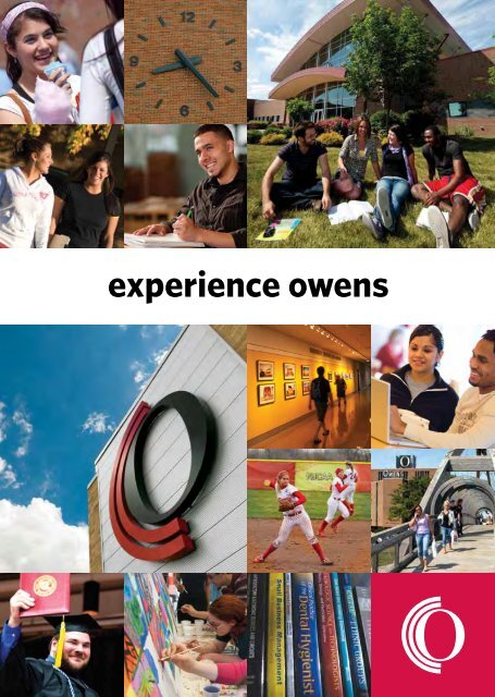 experience owens - Owens Community College