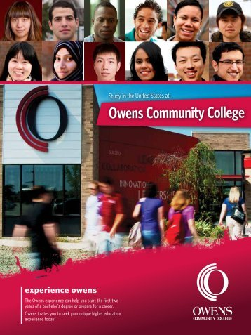 English - Owens Community College