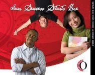 Owens Community College Catalog