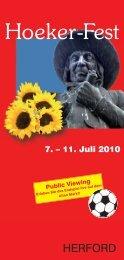 Hoekerfest 2010 –Programm (pdf) - Owl-go