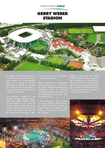 gerry weber stadion (pdf) - OWL Locations