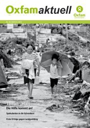 """Taifun """"Haiyan"""" - Oxfam"""