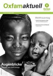 Augenblicke - Oxfam
