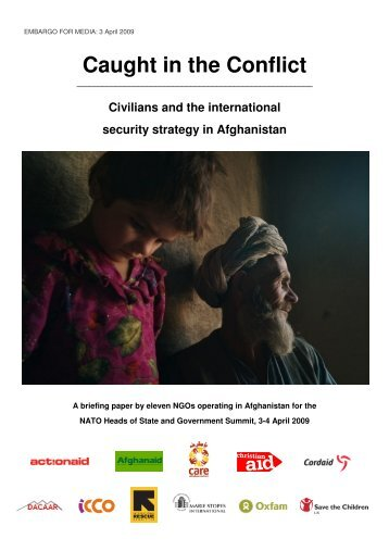 Caught in the Conflict - Oxfam International