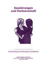 Essstörungen und Partnerschaft - Oyla.de