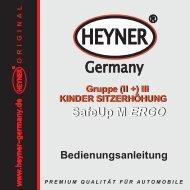 SafeUp M ERGO - Holmer/Heyner Germany OZAN İTHALAT