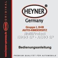 MultiProtect ERGO & AERO - Holmer/Heyner Germany OZAN ...
