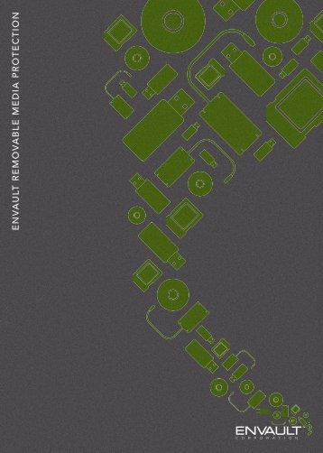 Brochure - Envault Corporation