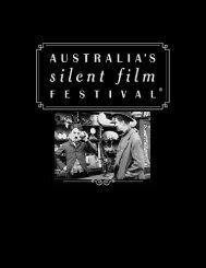 NNEWCAS - Australia's Silent Film Festival