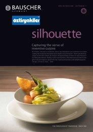 Capturing the verve of inventive cuisine