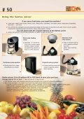 Centrifugal Juicer Santos Juicer - Page 3
