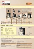 Centrifugal Juicer Santos Juicer - Page 4