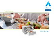 Cooler by Design Product Catalogue