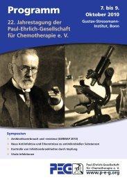 pdf-Datei - Paul Ehrlich Gesellschaft