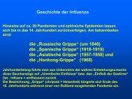 Präsentation P. Wutzler, Jena - Paul Ehrlich Gesellschaft