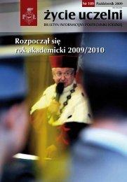 Współpraca - Politechnika Łódzka - Urząd Miasta Łodzi