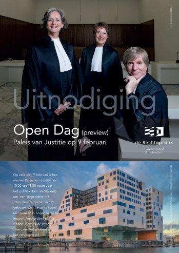Download de uitnodiging - Rechtspraak.nl