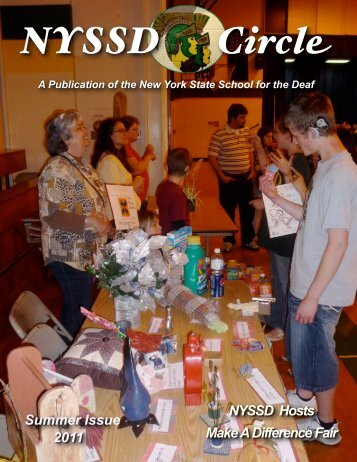 NYSSD Circle Newsletter - Summer 2011 - p-12
