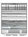 Sample Health Certificate/Appraisal Form - p-12 - Page 2