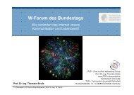 slides - P2P Networks Group - Technische Universität Darmstadt