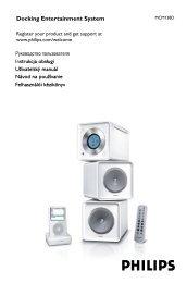 MCM138D/12 - Philips