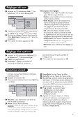 Les touches de la télécommande - Philips - Page 7