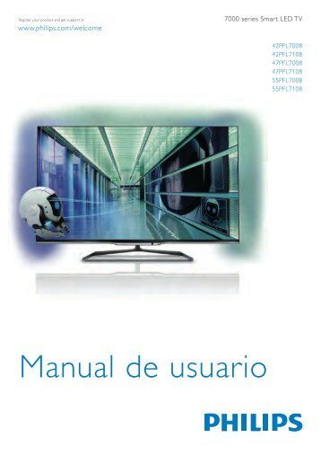 Manual de usuario - Philips