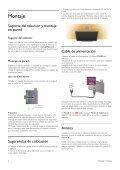 Manual de usuario - Philips - Page 6