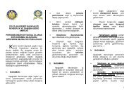 Personele Rehberlik Tanıtım - Polis Akademisi