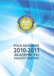 takdim - Polis Akademisi