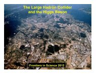 The Large Hadron Collider and the Higgs Boson