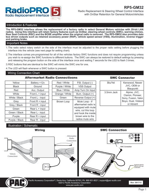 pac radio pro wiring diagram  top wiring diagram gallery