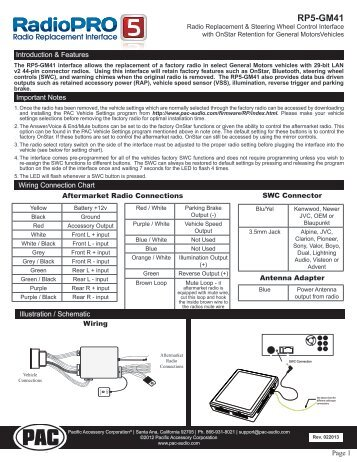 please click here for the rp5 gm41 instruction manual pac audio?quality\\\=85 pac tr 7 wiring diagram pac wiring diagrams  at honlapkeszites.co