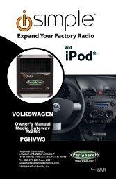 PGHVW3 Harness - PAC Audio