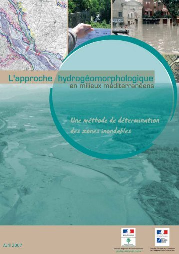 L'approche hydrogéomorphologique