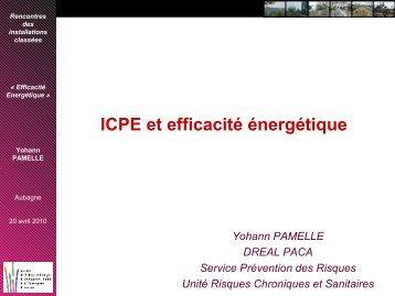 Efficacite_énergetique_et_ICPE - DREAL Paca