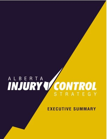 AICS 6 pg - Alberta Centre for Injury Control & Research